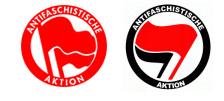 Původní a modifikované logo AFA